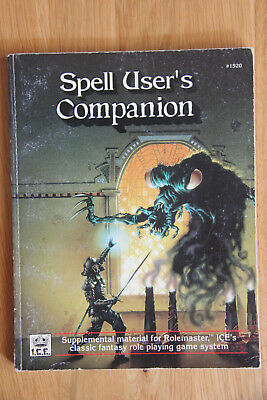ICE - Rolemaster Spell User's Companion (1991)