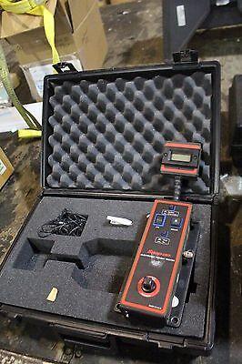 Snap On Electronic Torque Tester Qc3ett250 25-250ft Lb