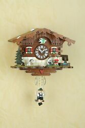 German Black Forest Swiss House swing cuckoo clock with Quartz movement,cuckoo