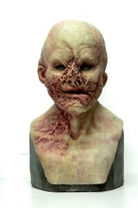 Immortal Masks Tormentor Full Silicone with Mesh & Bib - Free Shipping! NOT CFX