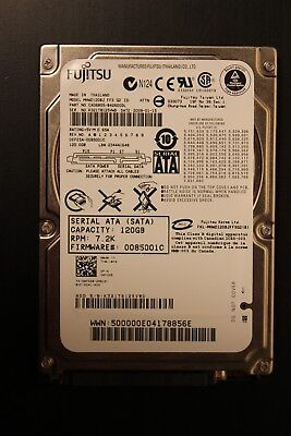 "160GB Laptop 2.5/"" Hard Drive Dell Latitude 131L 2100 2110 2120 D520 D530 D531"