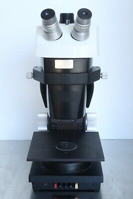 Bausch And Lomb Stereozoom 7 Stereo Zoom Microscope With R-series Boom Stand