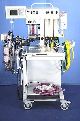 Invivo Magnitude As Mri-2 Anesthesia Machine Narkomed Drager Mri Wwarranty