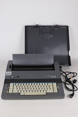 Smith Corona Spell Right Dictionary Sc 125 Electric Typewriter - Testedworking