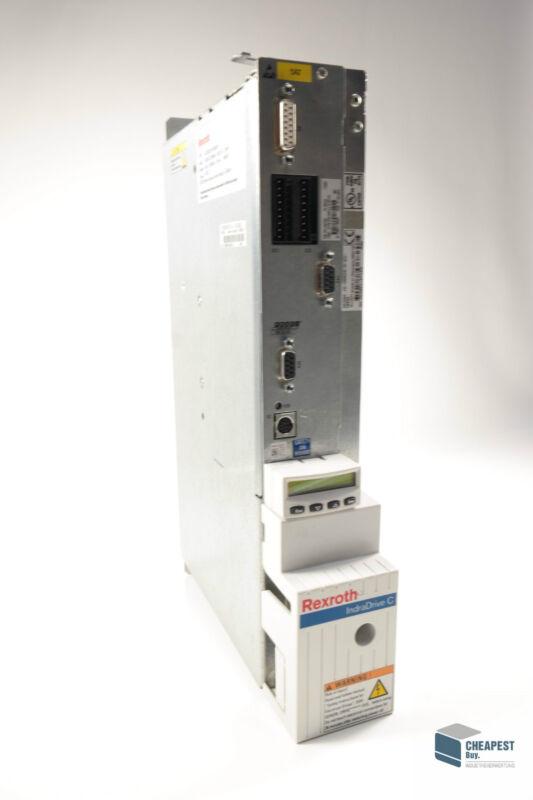 Rexroth HCS02.1E-W0028-A-03-NNNN Drive Controller CSB01.1N-PB-ENS-NNN-L1-S-NN-FW