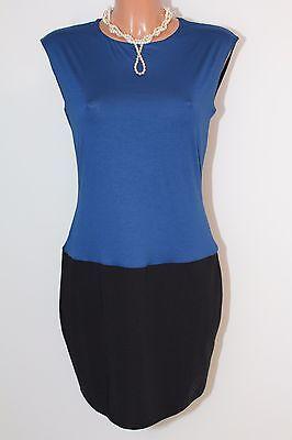 Wolford Dress Kleid Gr 38 / S Neu Blau/Schwarz !Prachtstück! M1996 online kaufen