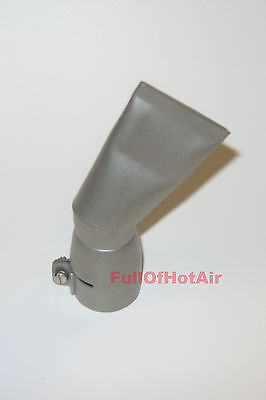 40mm 60 Degree Nozzle For Leister Triac Bak Hot Air Tools Free Shipping
