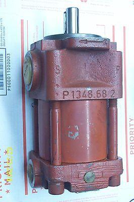 Delaval Imo 2h2-006 Hydraulic Pump Cig Series H Design 110014