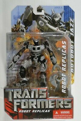Transformers 2007 Movie Hasbro Robot Replicas Jazz