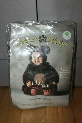 Tom Arma Brown Bear Kinder Halloween Kostüm Kleinkinder 12- 18 Monate