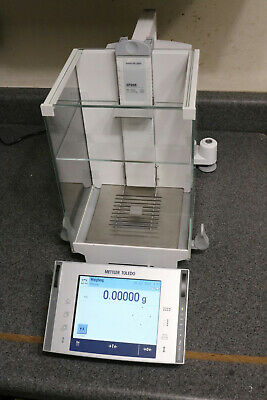 Mettler Xp205 Semi-micro Balance Excellent With 90 Day Warranty