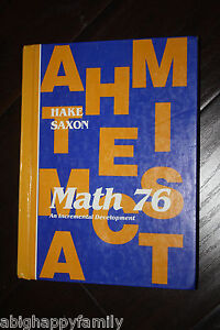 Best Selling in Saxon Math