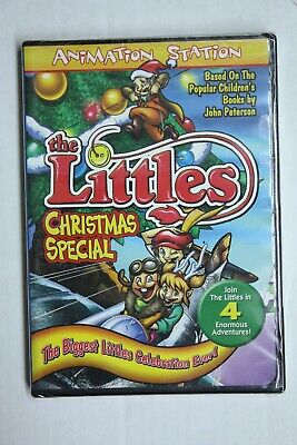The Littles Christmas Special DVD-Animation Station *NEW* (Made in USA) ()