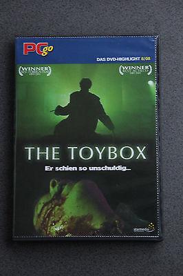 PC Go 08/08: The Toybox (Horror/Thriller mit Claudine Spiteri und Elliot Jordan) Go Und Pc