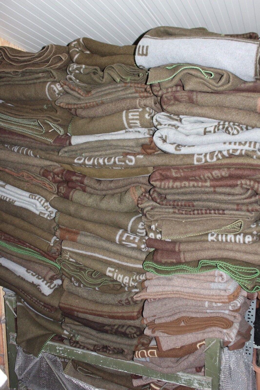 Outdoordecke  200 x 150 cm Pferdedecke  Umzugsdecken NEU Armee  Biwakdecke