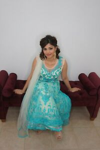 Indian pakistani ladies outfit unbelievable price Lehnga gown