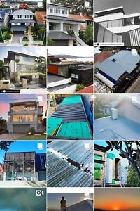 Metal roofers/Roof plumbers wanted Sydney