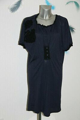 Pretty Dress Summer Navy Blue 2026 Size 3 either L Mint