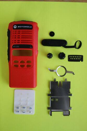 RED Motorola HT1250 16CH (128 TOTAL) Channel Refurb Housing Kit