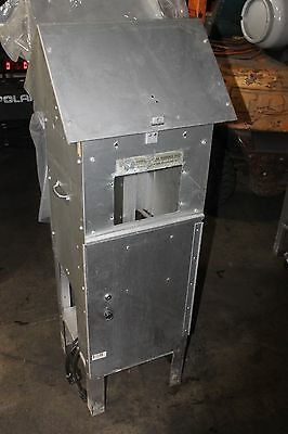General Metal Works Air Sampler Housing