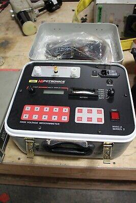 Hipotronics Hv5c-a Series 2 High Voltage Megohmmeter