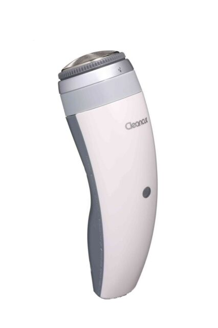 Cleancut ES1080 Rechargeable Personal Shaver For Men or Women Ultimate Shaving