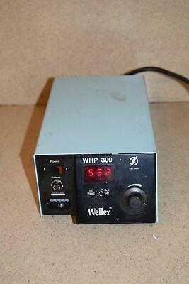 Weller Whp 300 Soldering Station