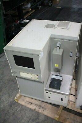 Leco Cs-444 Carbon Sulfur Determinator W Leco Hf-400