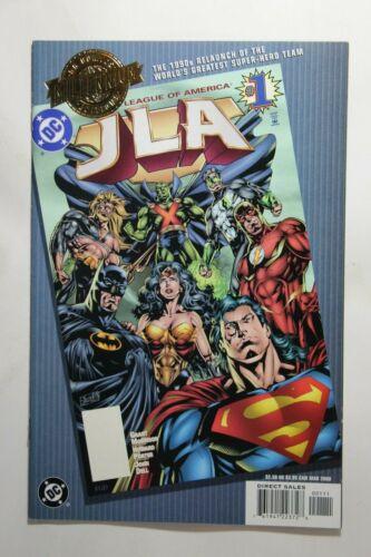 MILLENNIUM EDITION: JLA #1 - GRANT MORRISON - 2000 DC COMICS REPRINT