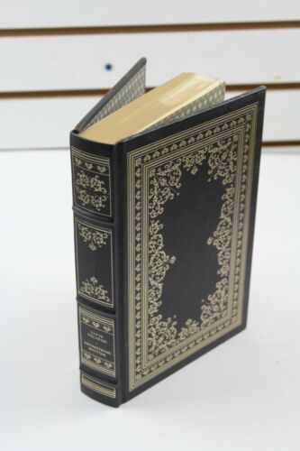 THE EASTON PRESS-William Shakespeare Selected Plays LIKE NEW