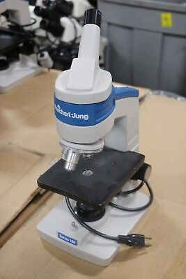 Reichert Jung Series 160 Microscope Nice