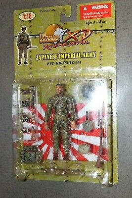 21st Century Toys Ultimate Soldier WWII JAPANESE INFANTRY UNIFORM 1//6 Scale Rare