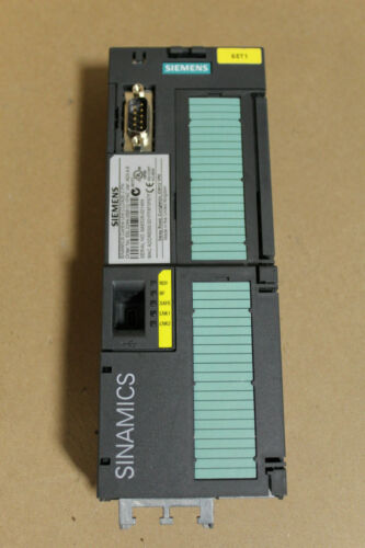 Siemens 6SL3244-0BB12-1FA0 Sinamics Control Unit CU240E-2 PN
