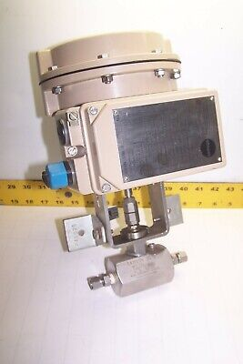 Samson Pneumatic Actuator 14 Npt W Positioner 3277-53102020.00