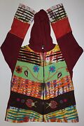 Hippie Patchwork Hoodies