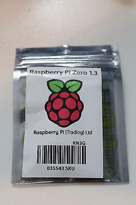 Разное Raspberry Pi 0 Zero Version