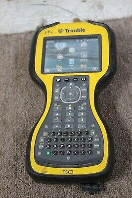 Trimble Ranger 3 Data Collector W2.4ghz Internal Radio Tsc3
