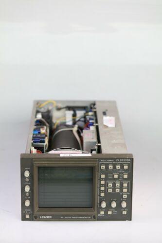Leader LV5152DA Waveform Monitor No Casing, Read Listing