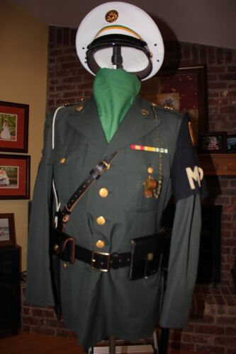 US Army Security Agency Military Police State side Uniform