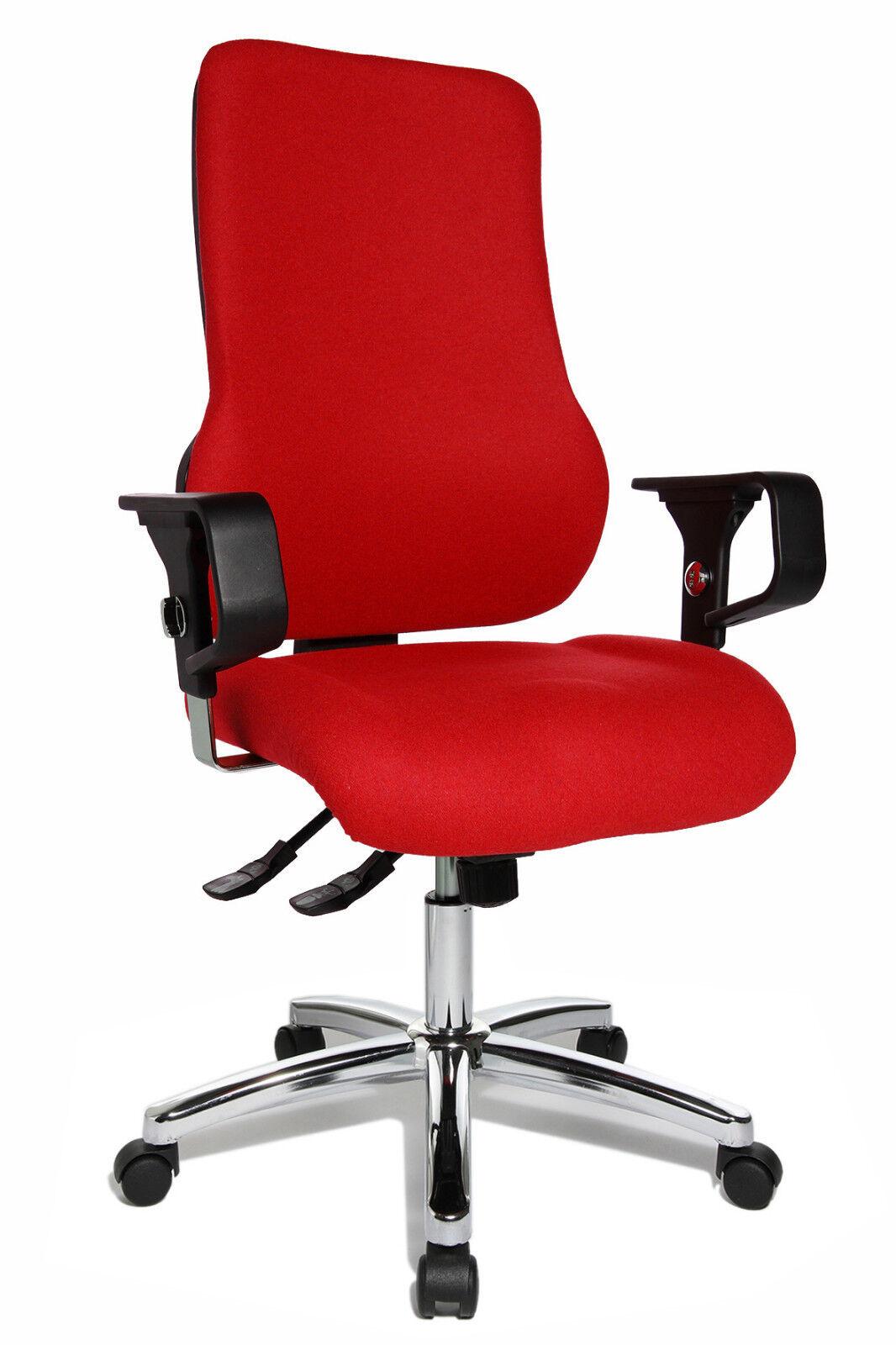 Bürostuhl Schreibtischstuhl Drehstuhl Bürosessel Topstar Point 50 schwarz B-Ware