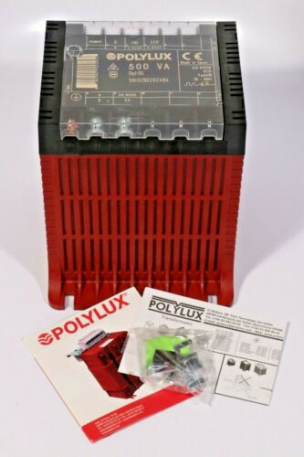 POLYLUX 500VA 230/400/460V -- 110/220V 24V TRANSFORMER - QB500 QS0217X2311