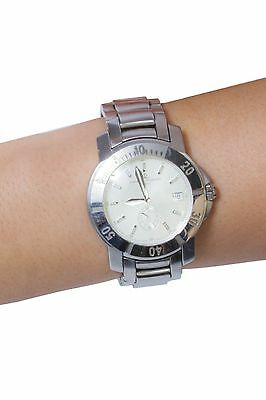 Baume & Mercier Capeland Stainless Steel Automatic Men's Watch Water Resistant