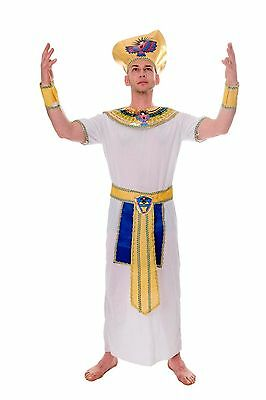 DRESS ME UP - Kostüm Herren Herrenkostüm Pharao Ägypter Ramses Mumie Gr. S/M L20 ()