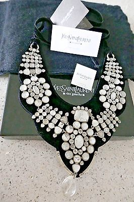 YSL YVES SAINT LAURENT BY TOM FORD MUGHAL STYLE 2002 NECKLACE CHOCKER