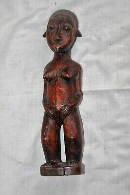 Antique Figure Blolo Bla . Cote D'Ivoire. Baoulé