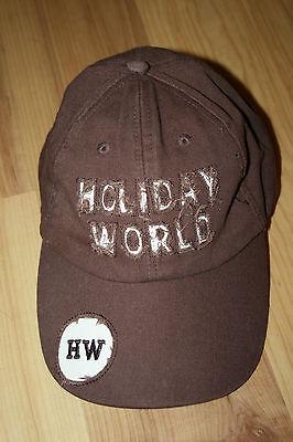 Holiday World Santa Claus IN Indiana Souvenir Adjustable Baseball Cap - Santa Claus Baseball Hat