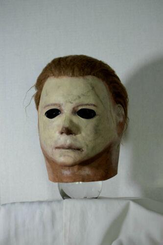 Halloween II (1981) Michael Myers Mask (John Carpenter - Jason Voorhees, Freddy)