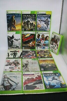 Xbox 360 games bundle 16 Games A+ Condition , used for sale  Shipping to India