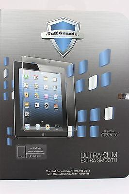 Tuff Guardz Best New Premium Tempered Glass Screen Protector iPad