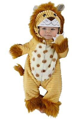 Princess Paradise Safari Löwe Baby Zoo Tiere Kleinkinder Halloween Kostüm 4368